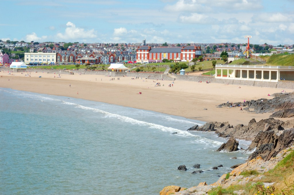 Barry Island, South Wales