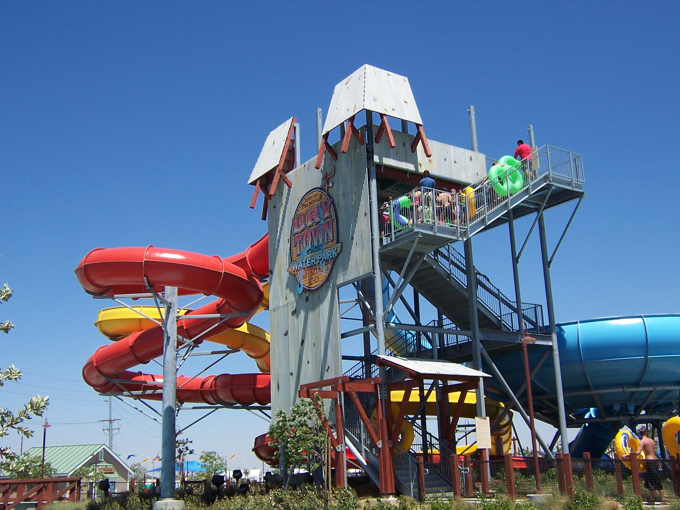 DryTown Water Park, Palmdale
