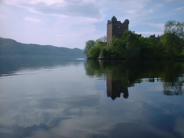 Loch Ness Lake, Scotland