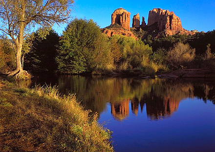 Ок-Крик-Каньон - Седона, Аризона / Oak Creek Canyon – Sedona, Arizona