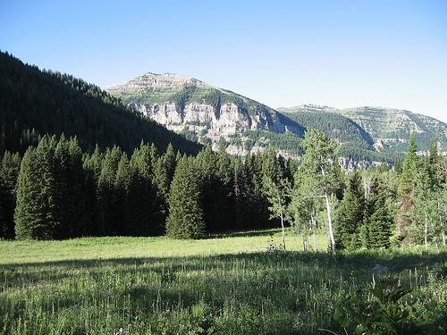 Teton Range - Айдахо /Teton Range – Idaho