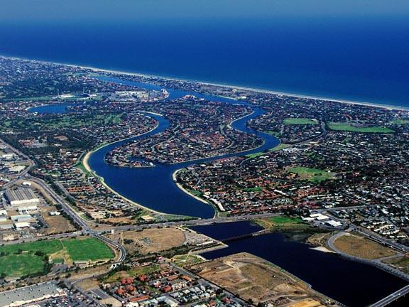 Projet à long terme : World Tour Adelaide
