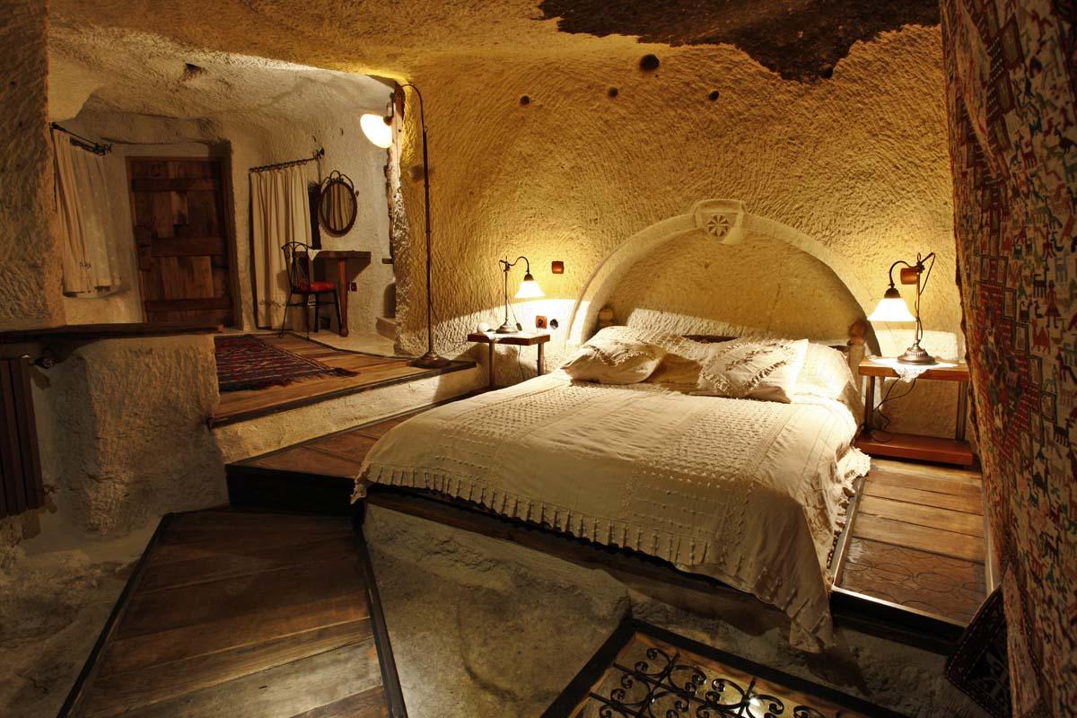 Kelebek Cave Hotel,Turkey