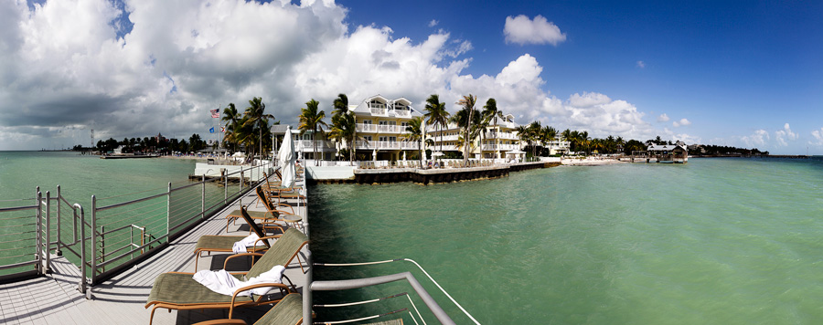 Reach Resort's pier