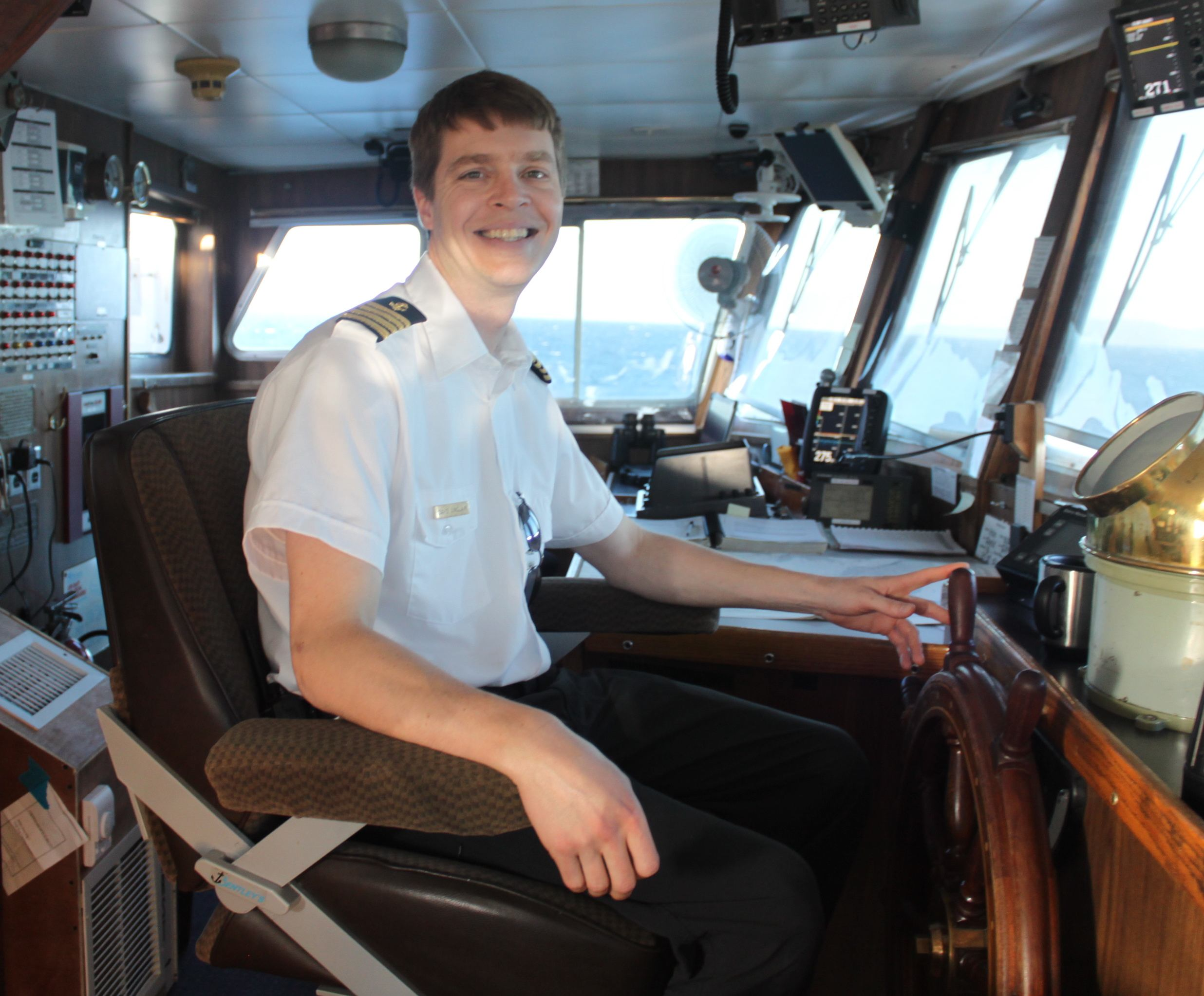 Cruise Ship Director