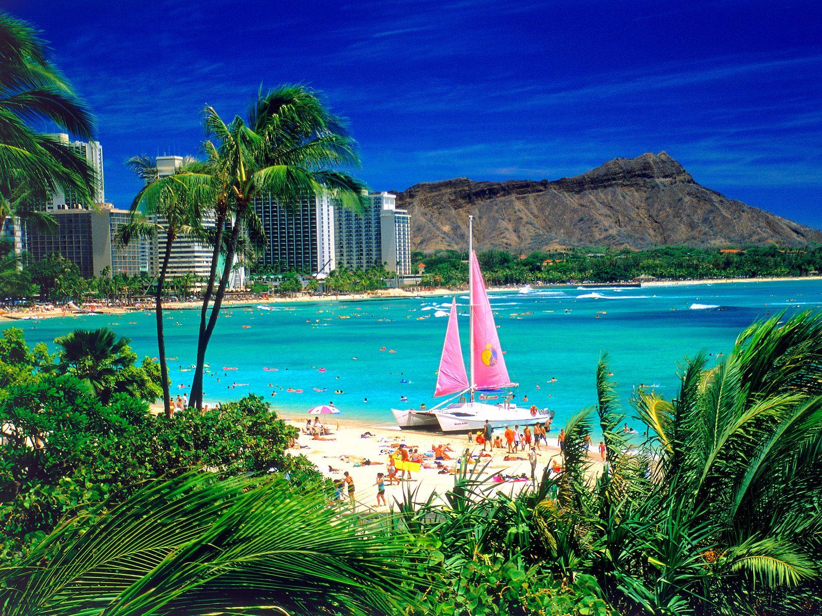 Heading to Hawaii