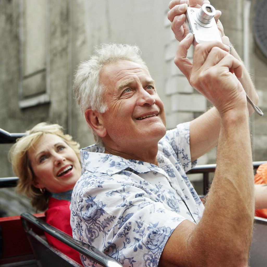 Travel Advice for Seniors