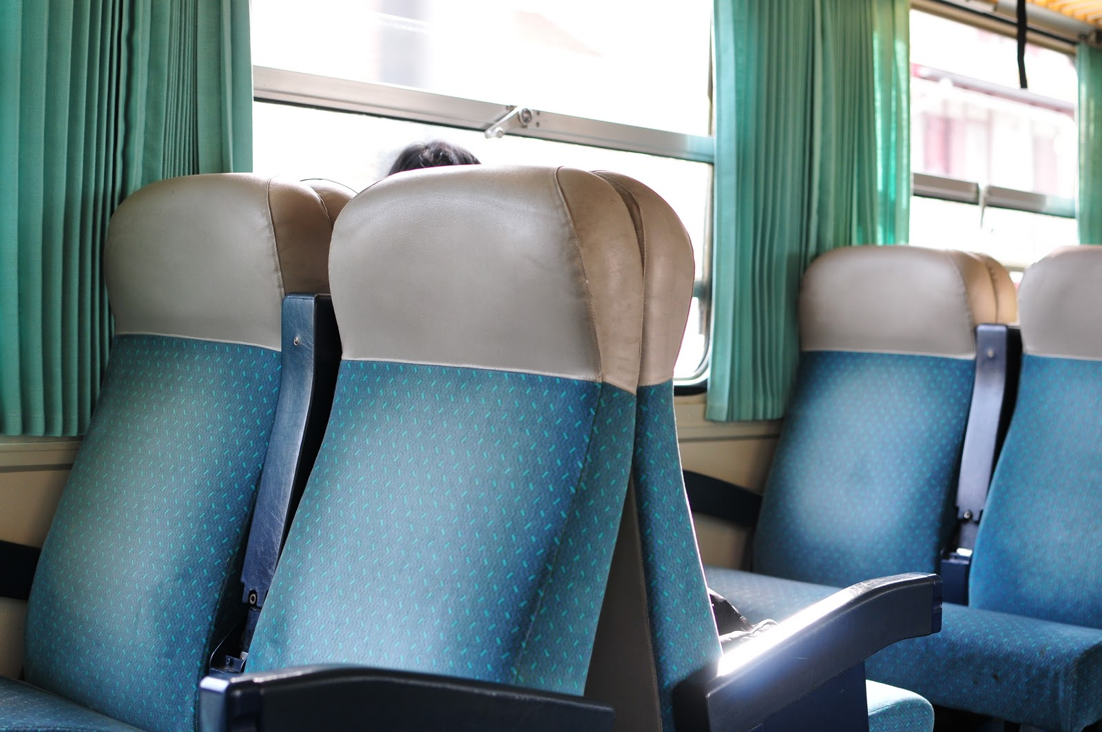 Western Europe by Train