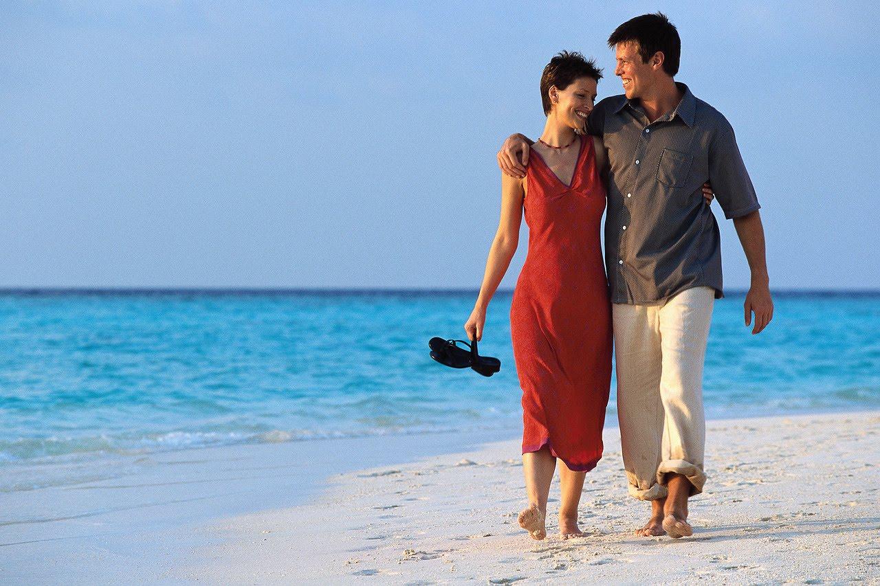 perfect Island Honeymoon