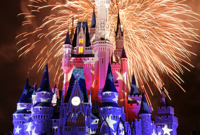 Disney World, Orlando, USA