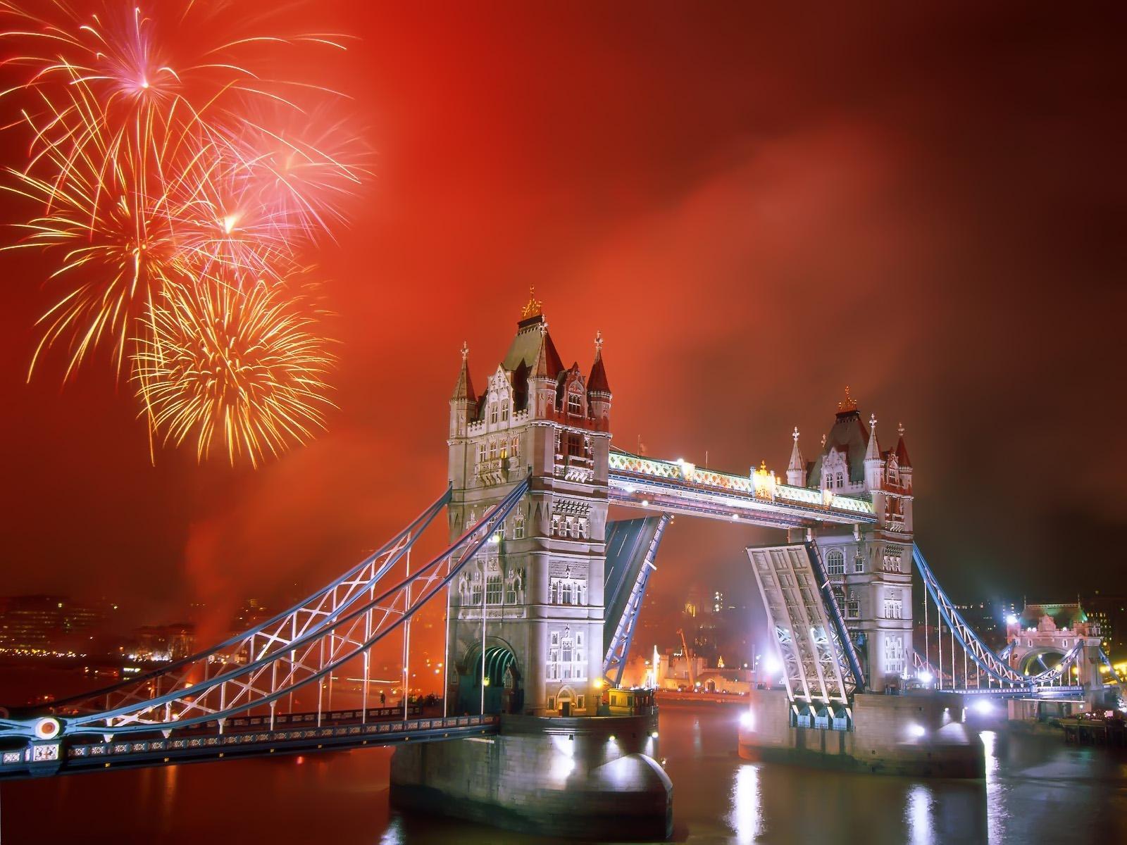 5 Razones para celebrar Año Nuevo 2012 en Londres