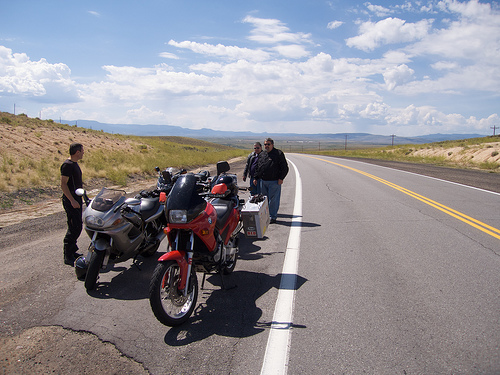 Tips for Traveling by Motorcycle