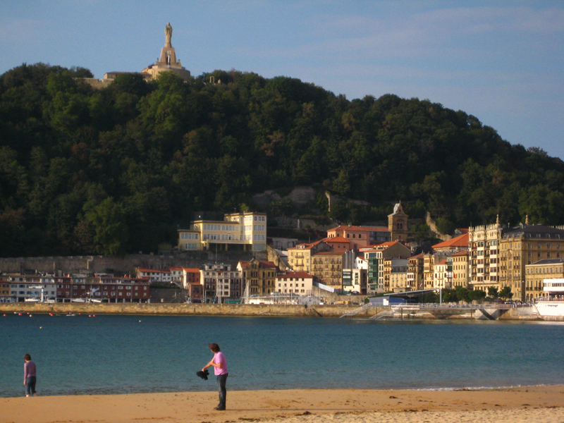 town of San Sebastian