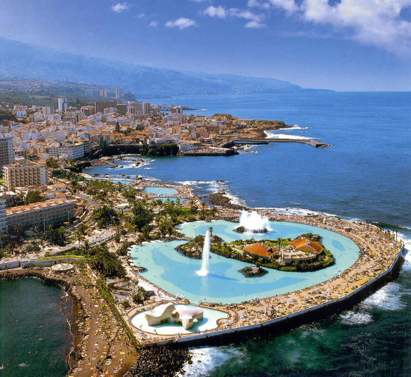 Stay off the Tourist Trail in Tenerife