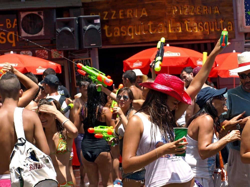 Tenerife locals
