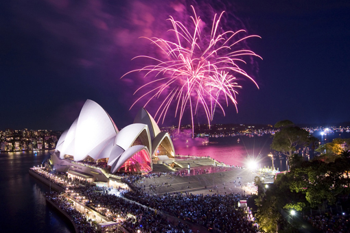 Top New year Destinations for 2012