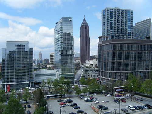 Atlanta, GA by Victoria Meredith