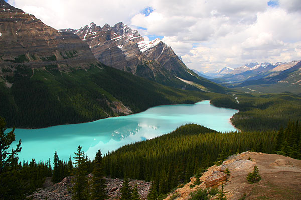 5 Breathtaking Views from Canada's Soil