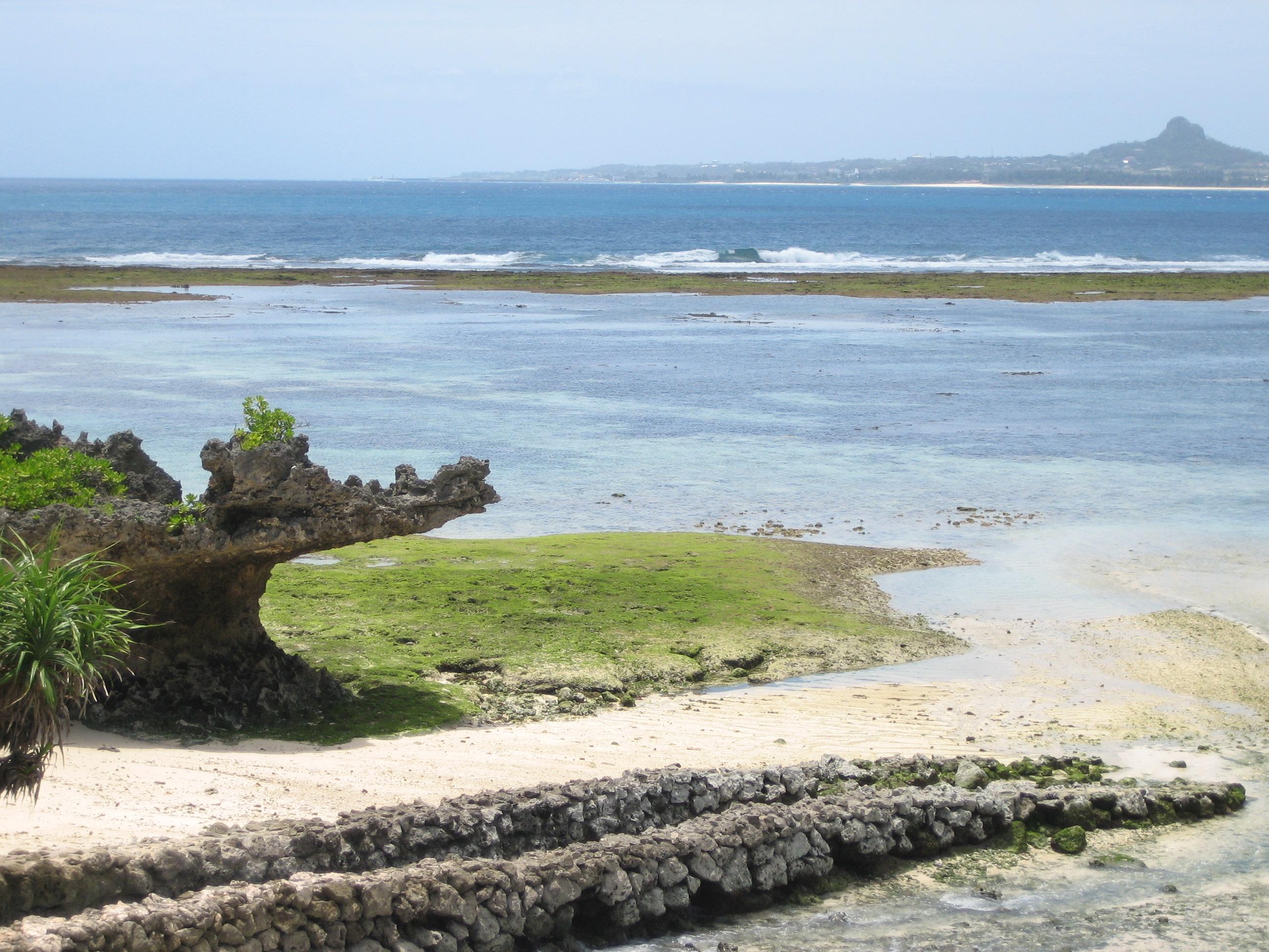 Ie Jima Island