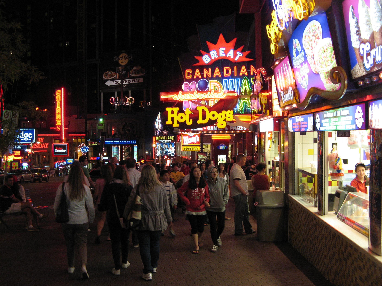 Niagara Nightlife