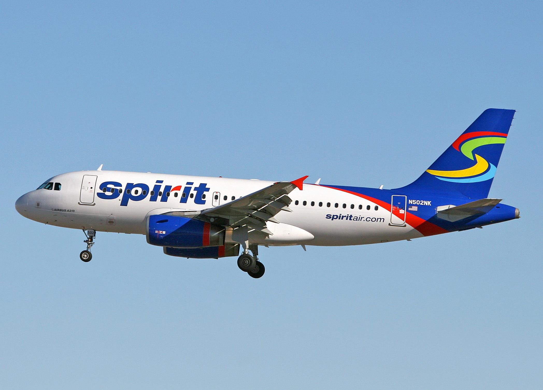 Image gallery spirit airplane for Cheap spirit airline tickets