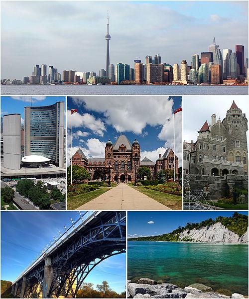Toronto Landmarks