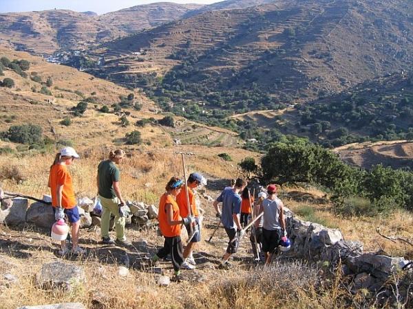 Volunteering in South America
