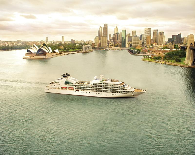 A World Cruise aboard Seabourn is the ultimate travel experience