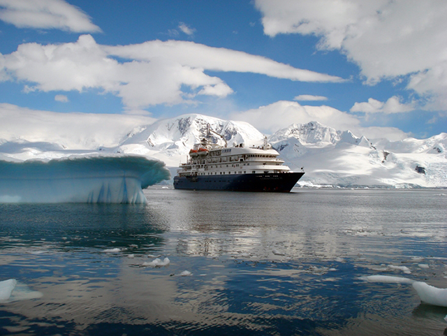 Antarctica Arctic cruise