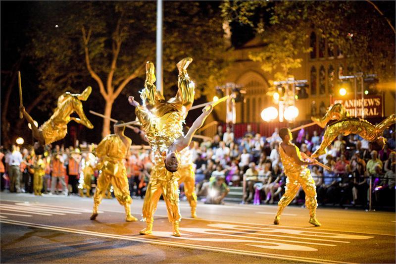Australia Chinese New Year