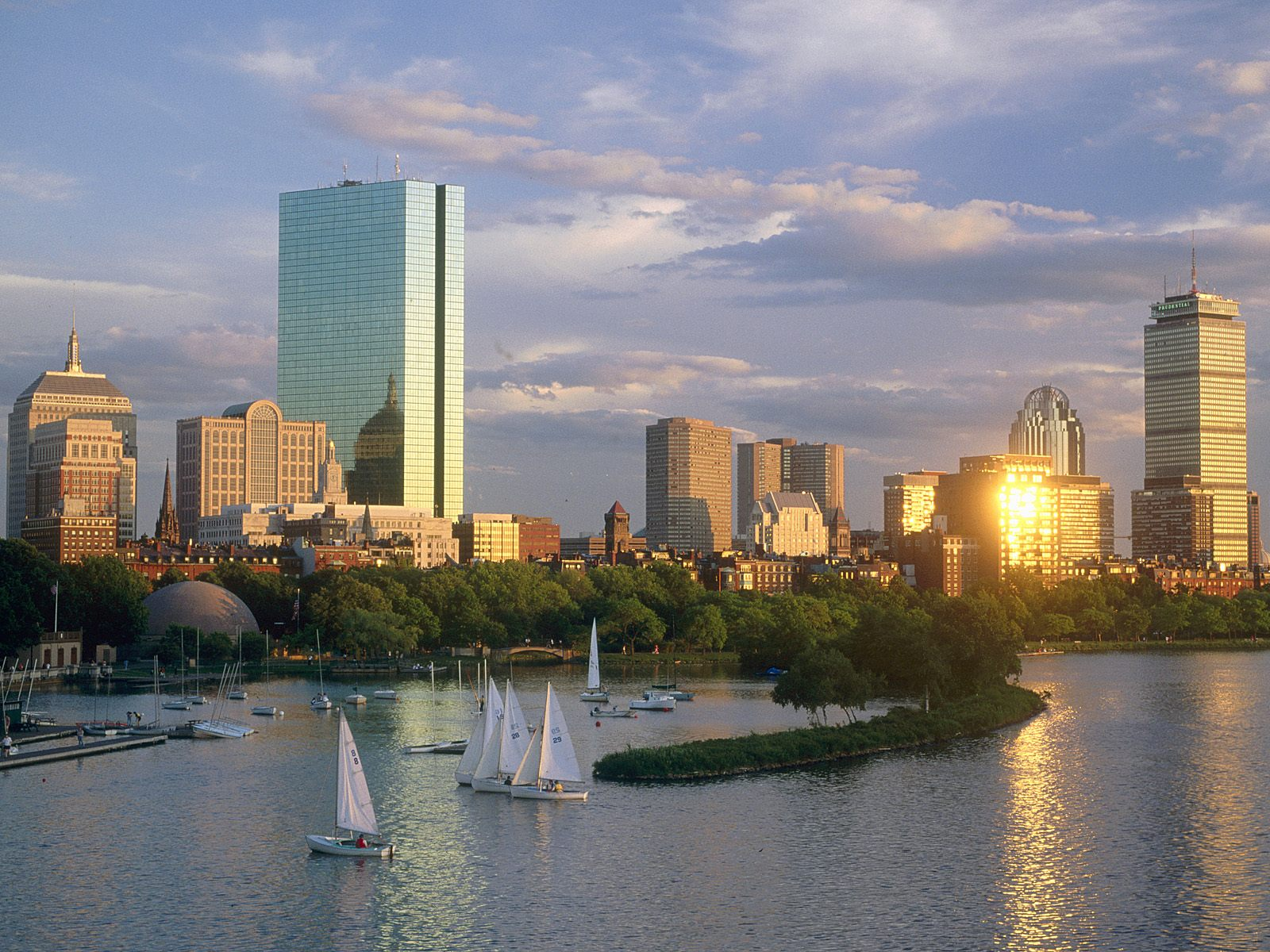 Attractions in Boston