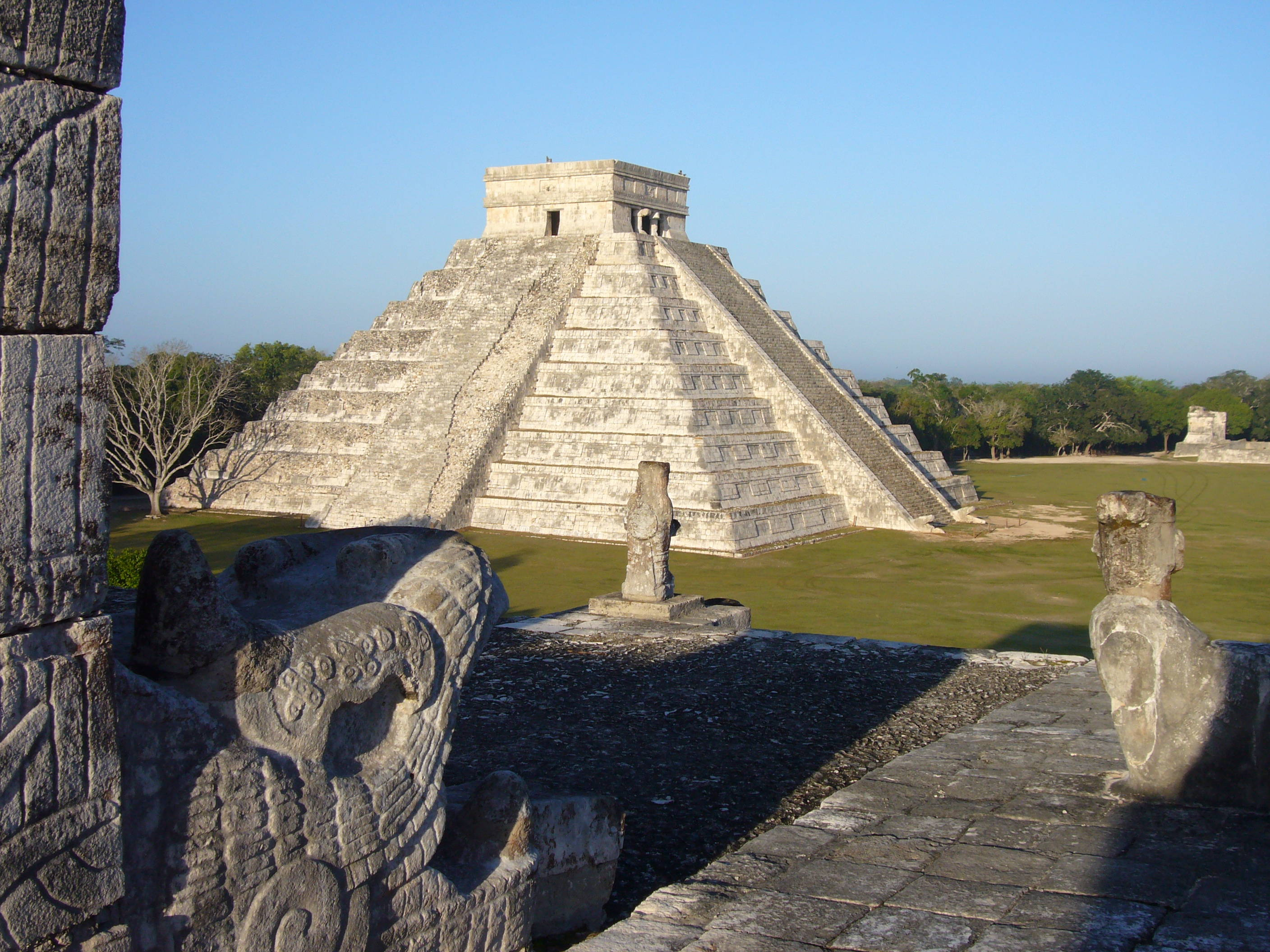 World Wonder: The Mayan Ruins at Chichen Itza