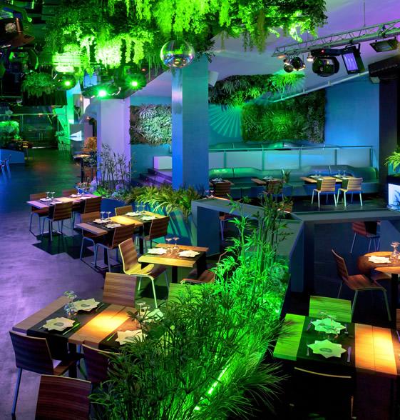 Lounge bars in Barcelona