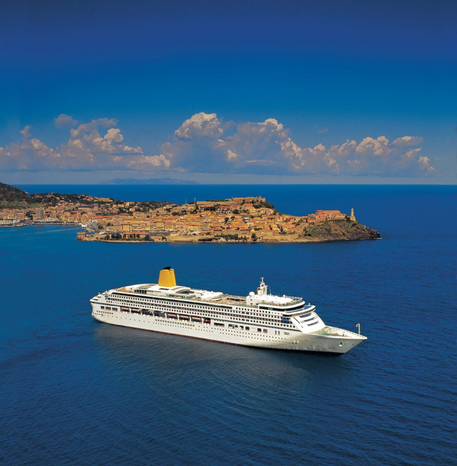 Mediterranean Luxury Cruise