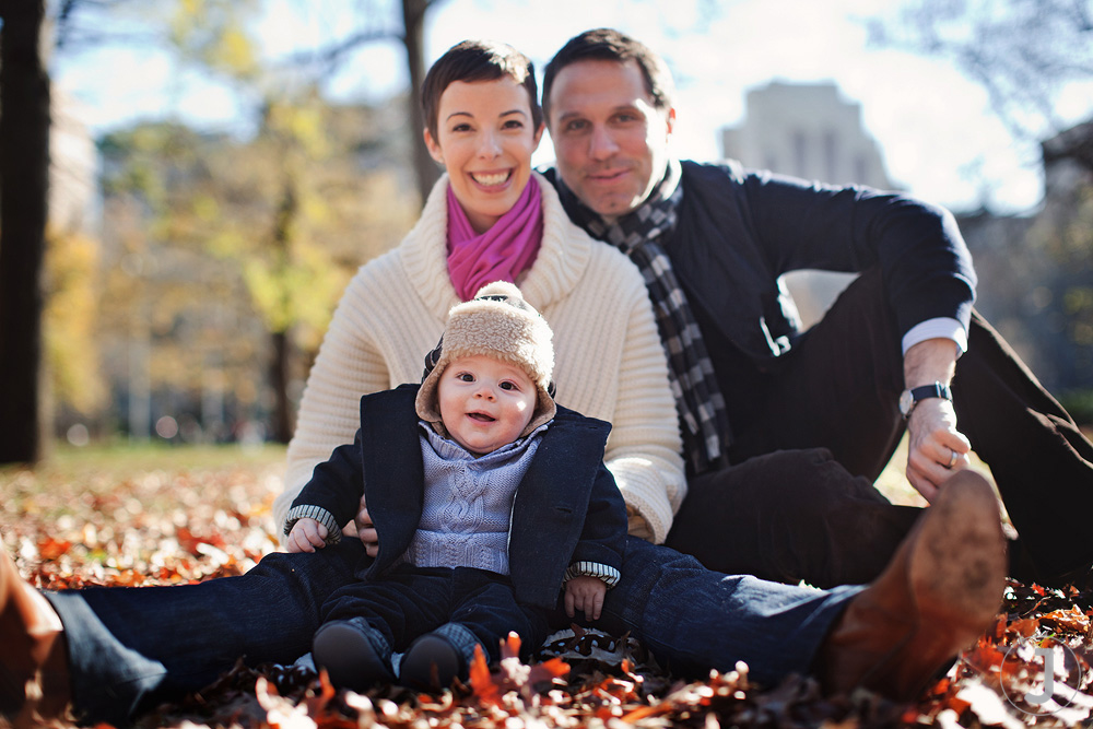 NYC family pictures