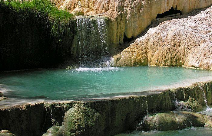 San Filippo hot spring