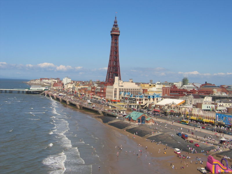 The Top 5 Attractions in Blackpool