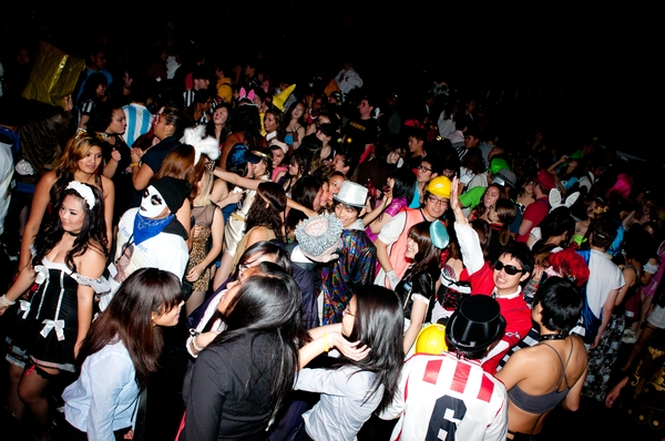 best party cities