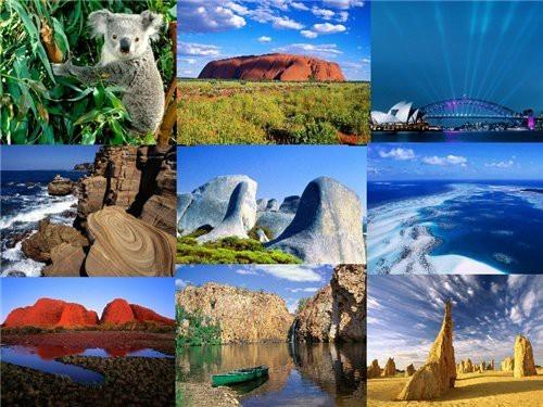 Great Aussie Weekends Away