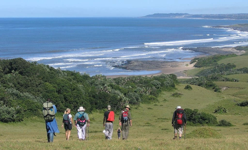 Hike the Wild Coast