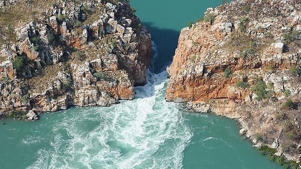 Horizontal Waterfalls