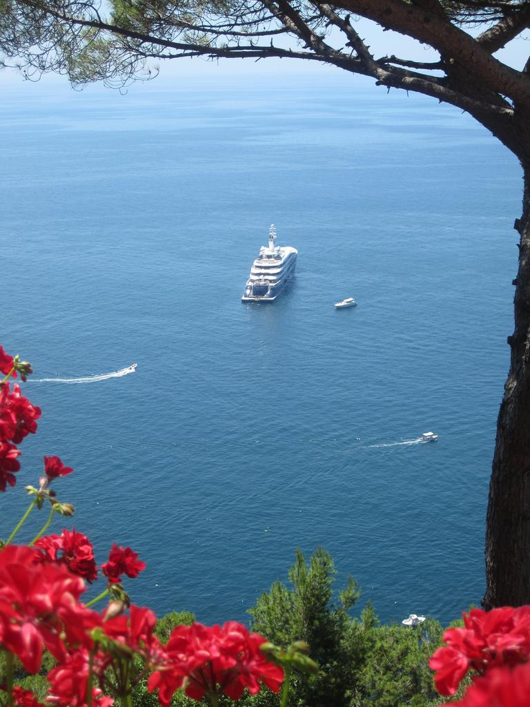 Hotel Punta Tragara Capri Italy