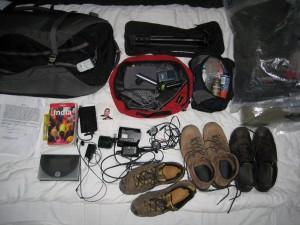 Keep Luggage to a Minimum