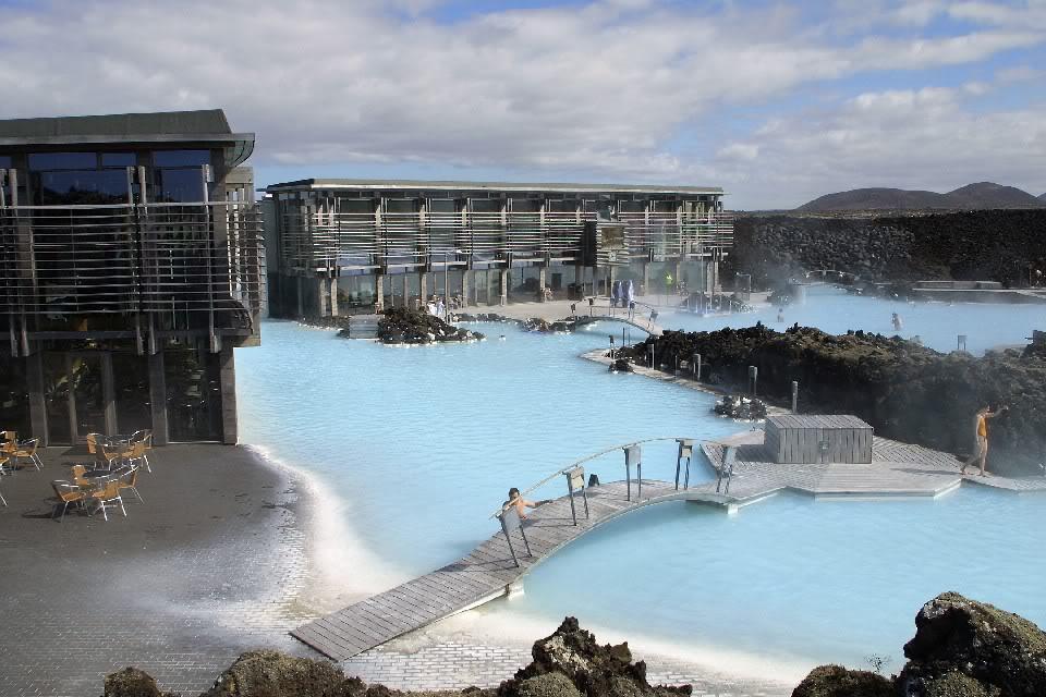Iceland, Blue Lagoon