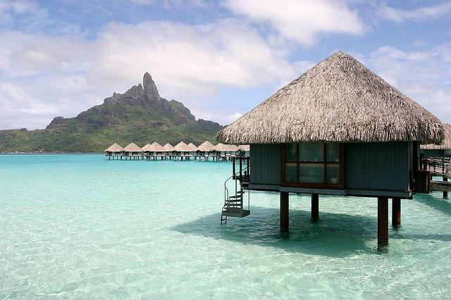 Bora Bora, le Meridien