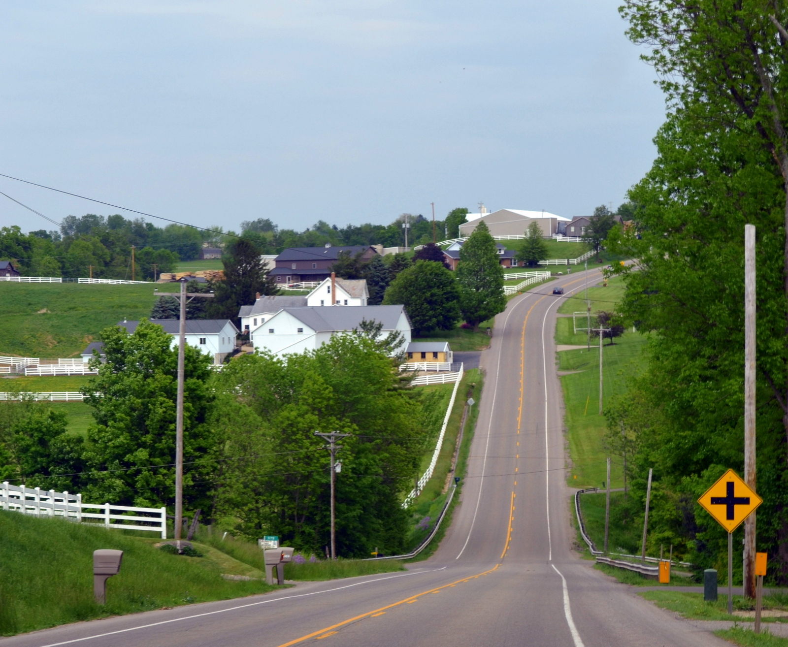 Amish Country in Ohio