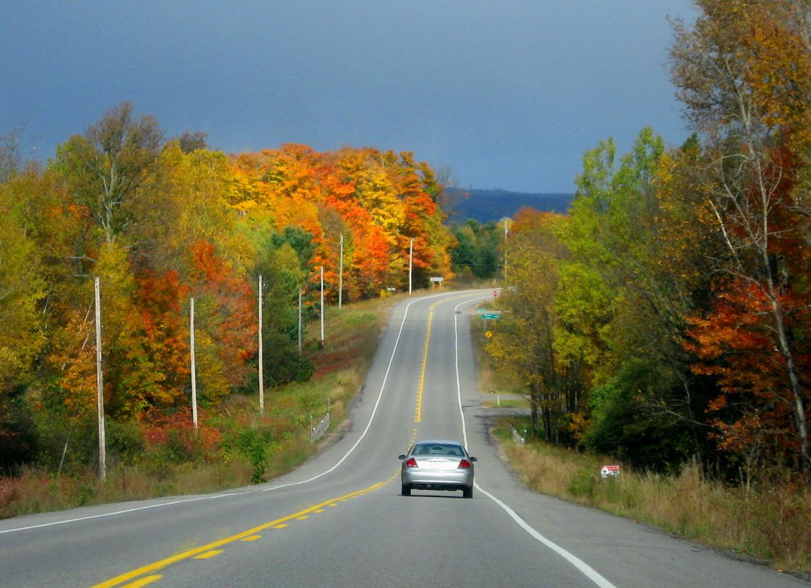 Five Fabulous Fall Road Trips