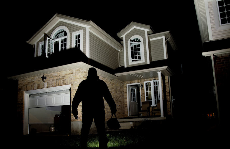 Home Security vacation