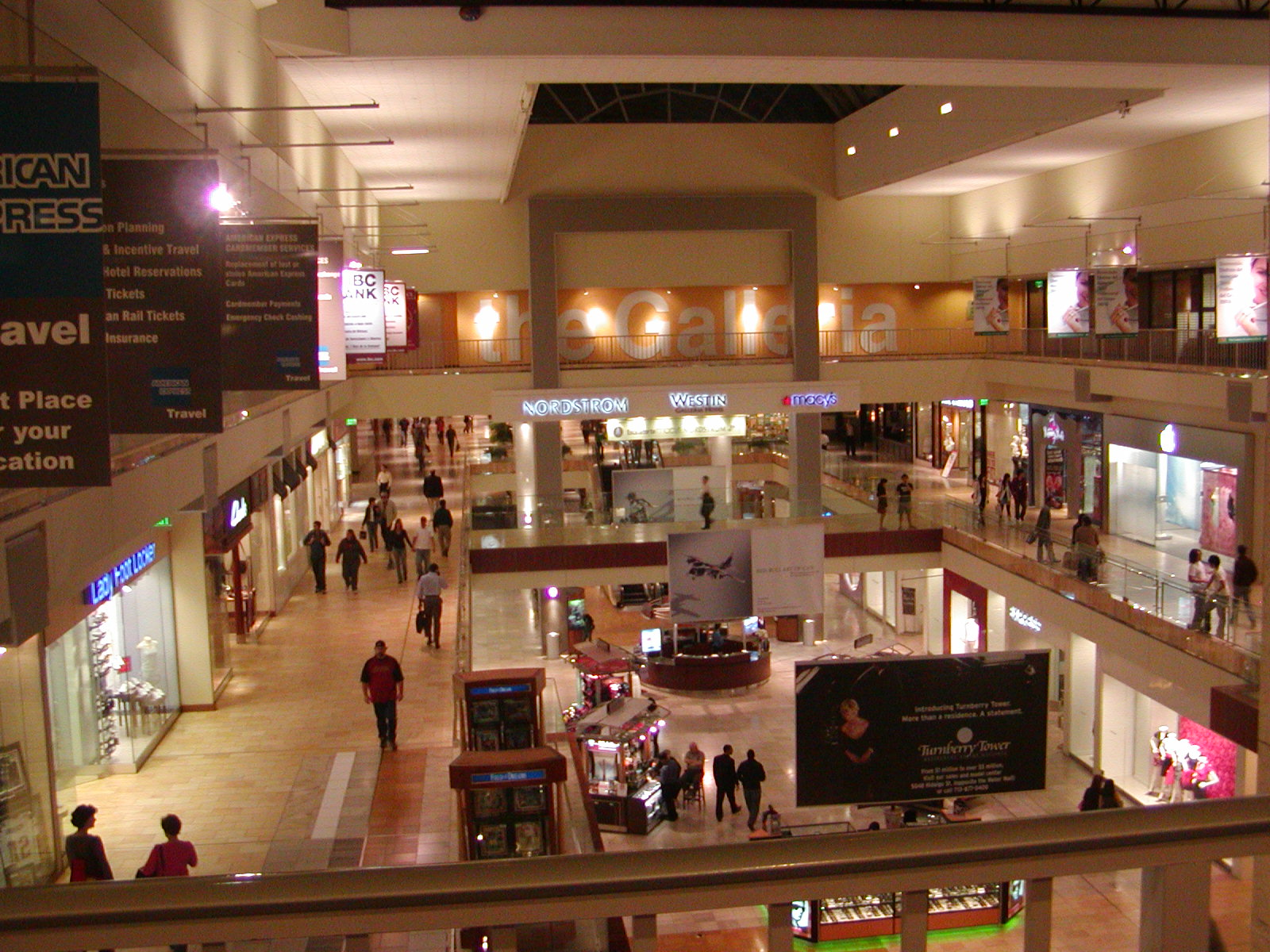 Houston The Galleria