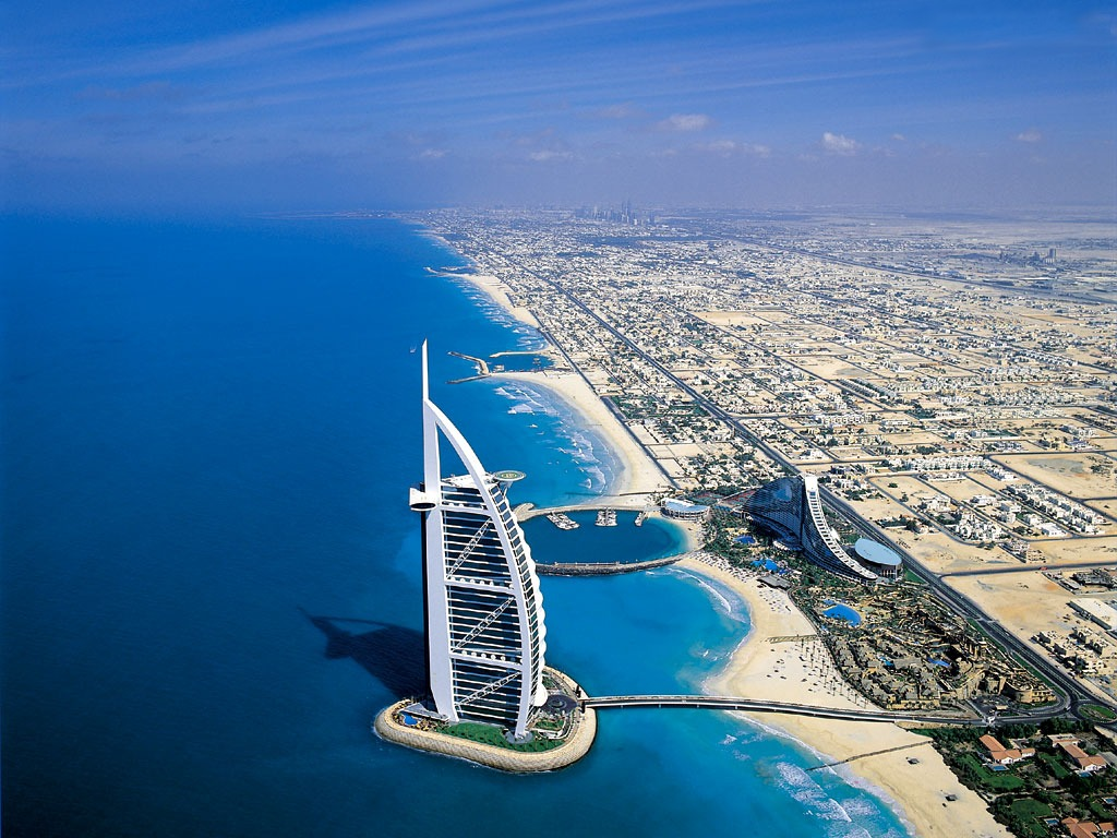 Ideal Beaches for Tourists in Dubai